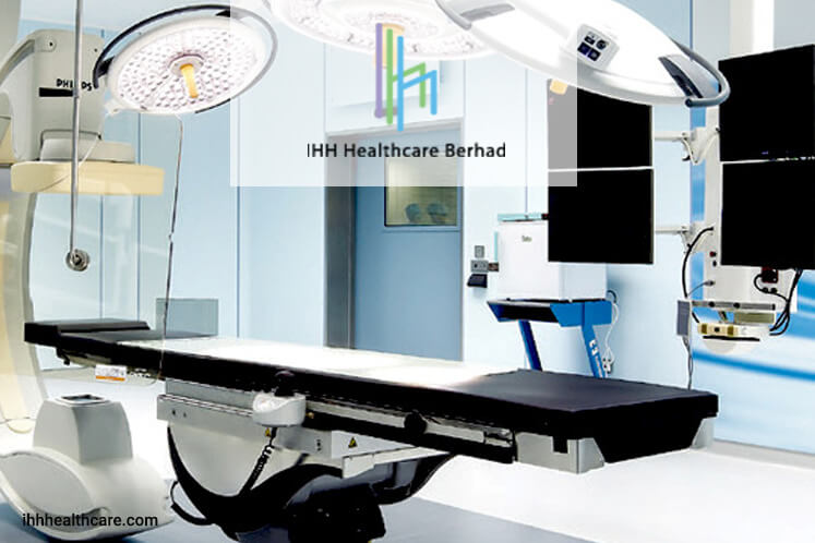 IHH Healthcare raised to buy at KAF Seagroatt & Campbell