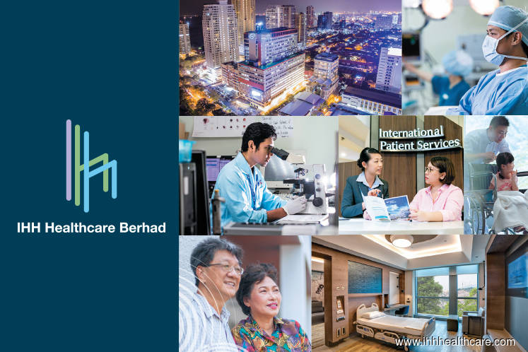 IHH Healthcare drops 4.7% to lowest in three months