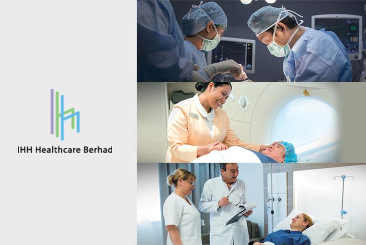 新收购和医院业务推高营业额 IHH次季净利升12%