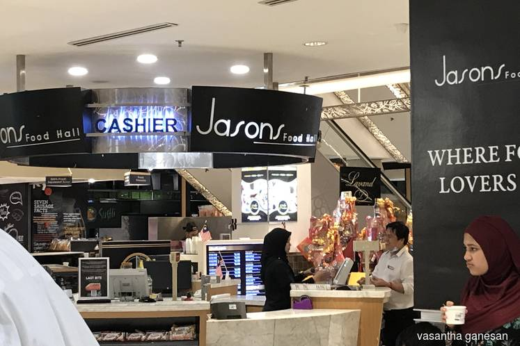 GCH Retail (M) Sdn Bhd, the operator of Jasons, has expressed its regret at having to vacate BSC. (Photo by Vasantha Ganesan)