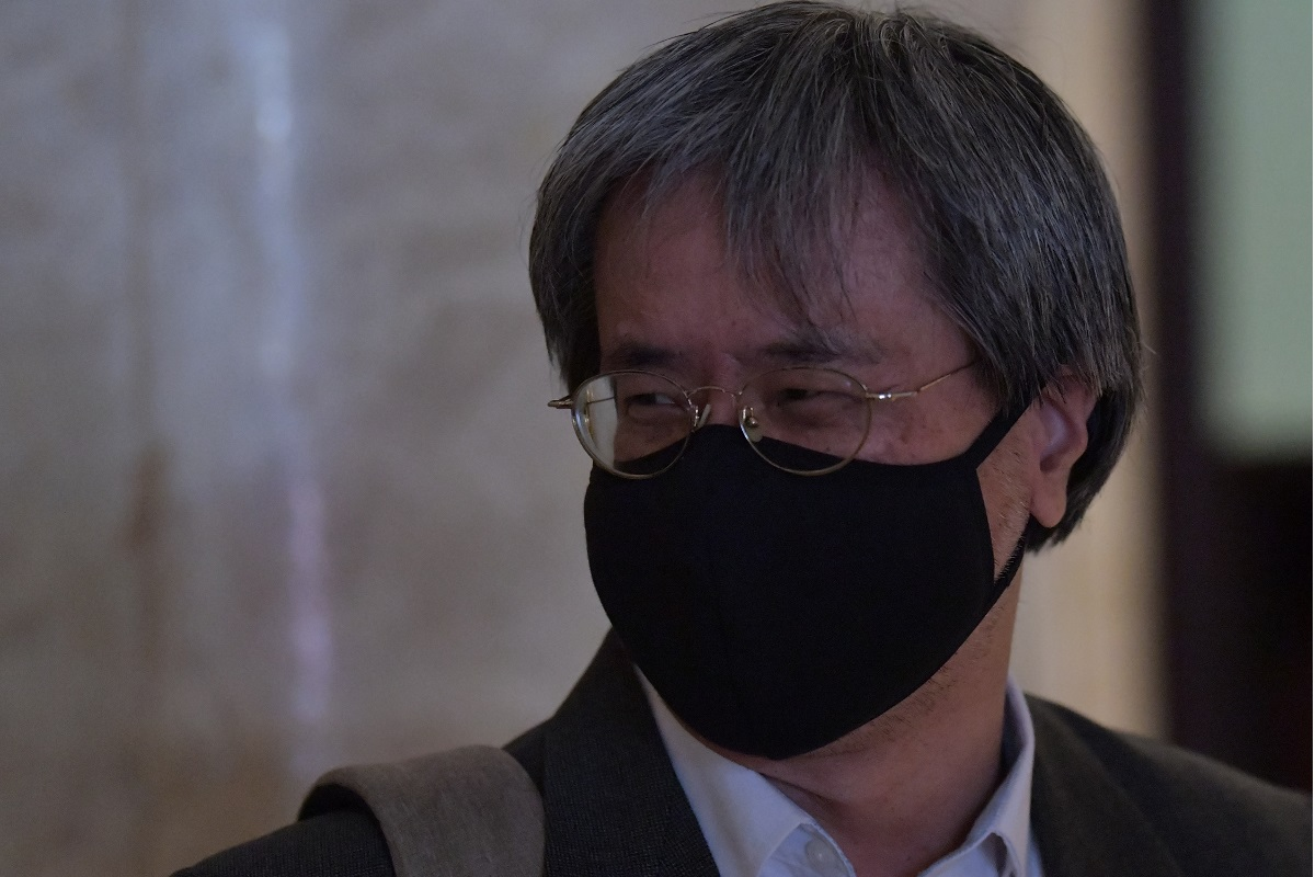 Malaysiakini chief editor Steven Gan (Photo by Mohd Suhaimi Mohamed Yusuf/The Edge)