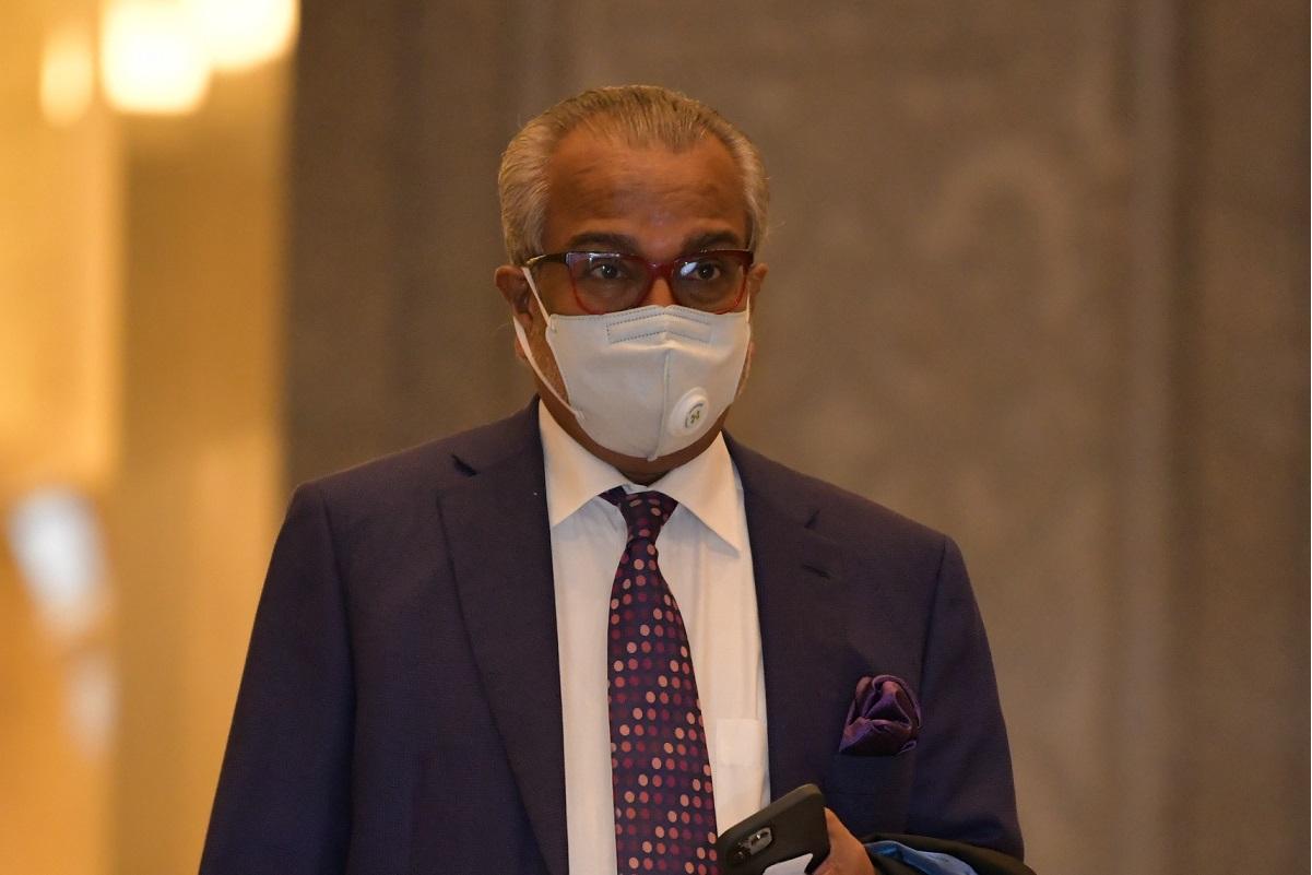 Tan Sri Muhammad Shafee Abdullah (Photo by Mohd Suhaimi Mohamed Yusuf/The Edge)