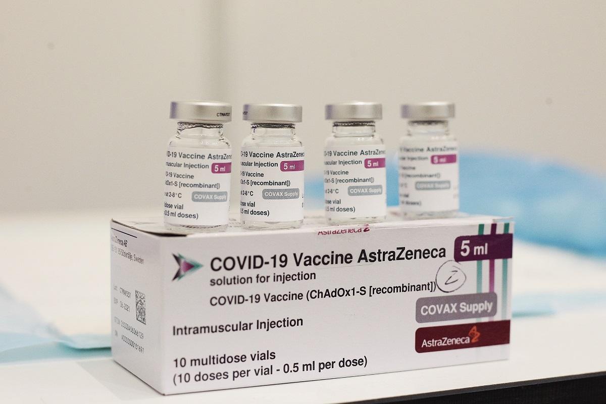 1.24 million doses of AstraZeneca vaccine offered to senior citizens