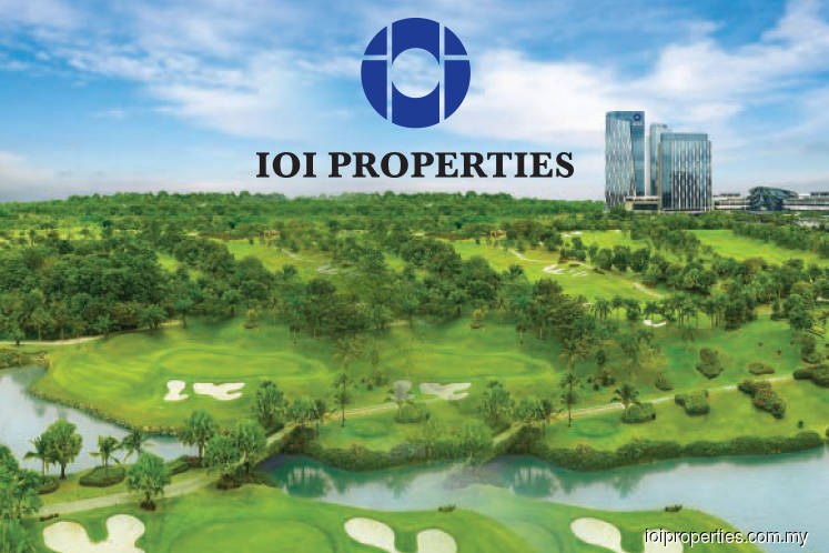 IOI Properties' value emerges, says RHB Research