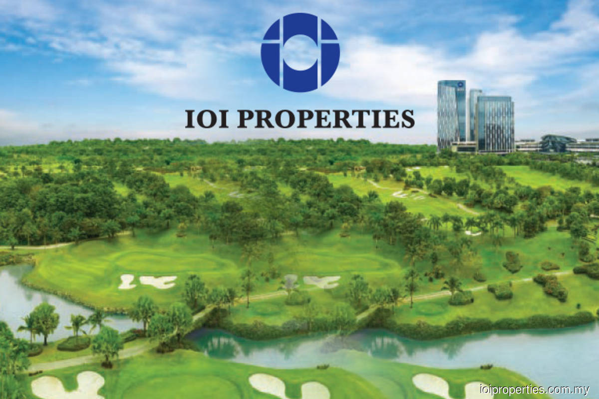 IOI Properties jumps 10.69% to one-year high