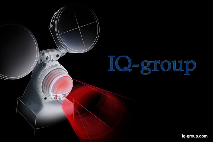 IQ sees strong market acceptance of its products