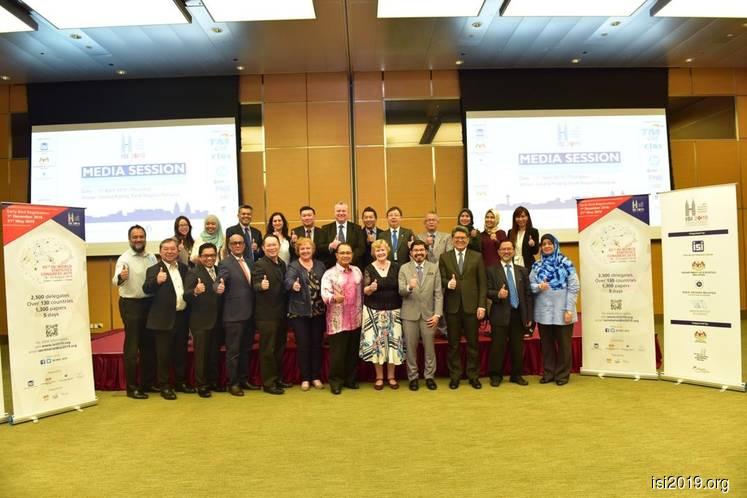 Malaysia to host ISI World Statistics Congress