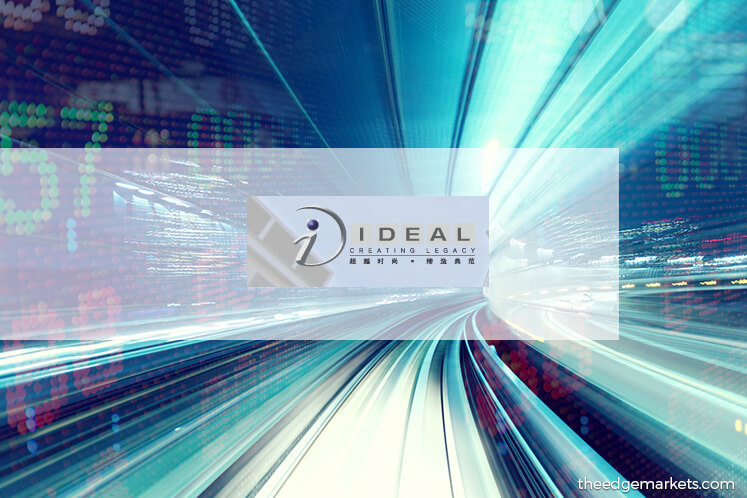 Stock With Momentum: Ideal United Bintang Int'l
