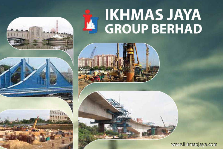 Ikhmas Jaya active, up 4.76% on securing RM405m subcontract