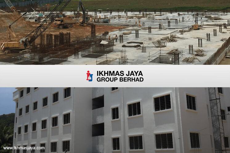 Ikhmas Jaya active, up 7.89% on landing subcontract jobs worth RM75.3m