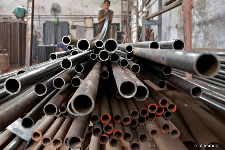 India's May steel exports drop to lowest in 3 yrs — govt data