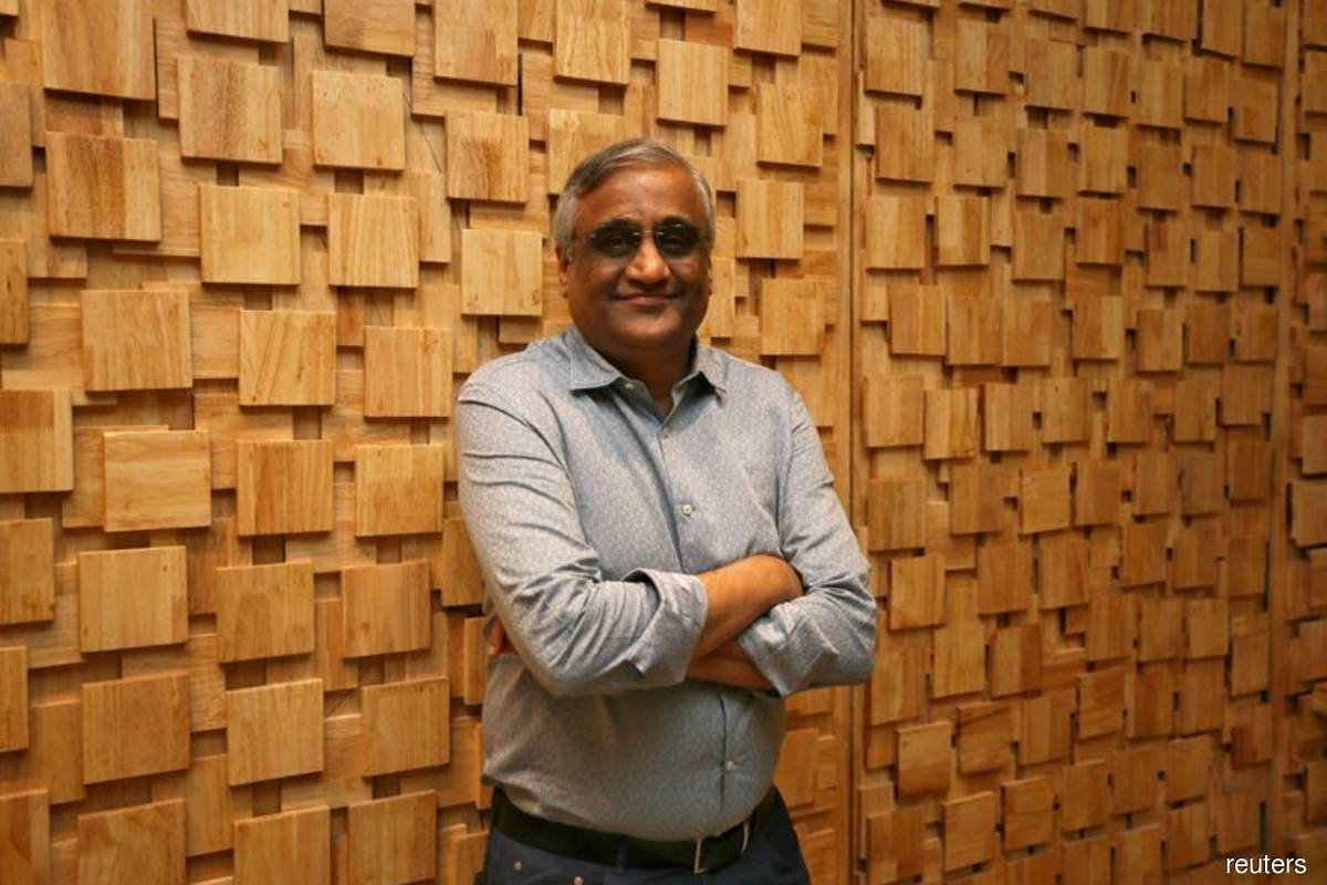 Future Group founder and CEO Kishore Biyani