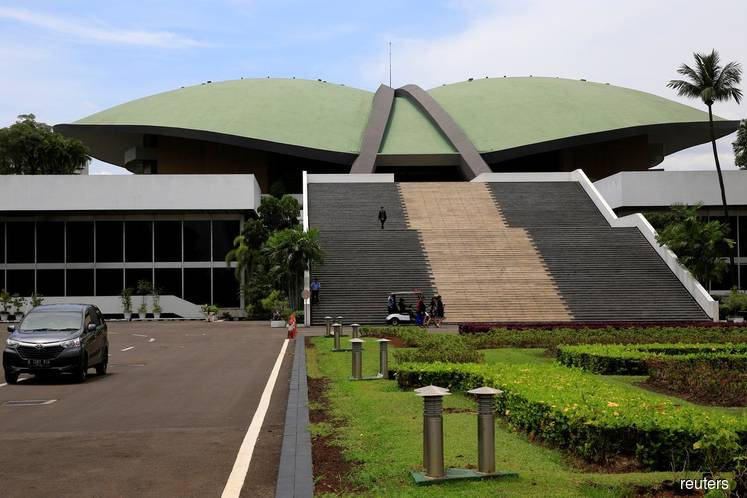 14 artistes sworn-in as Indonesian MPs