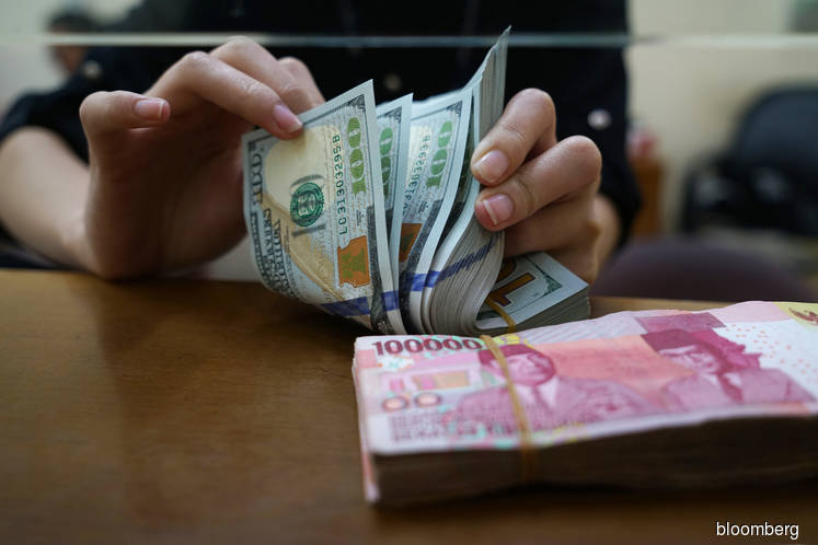Rupiah could take baht's crown as Asia's strongest currency in 2020