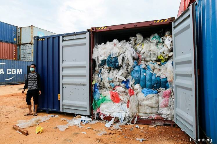 Indonesia warns rich countries against making it a dumping ground