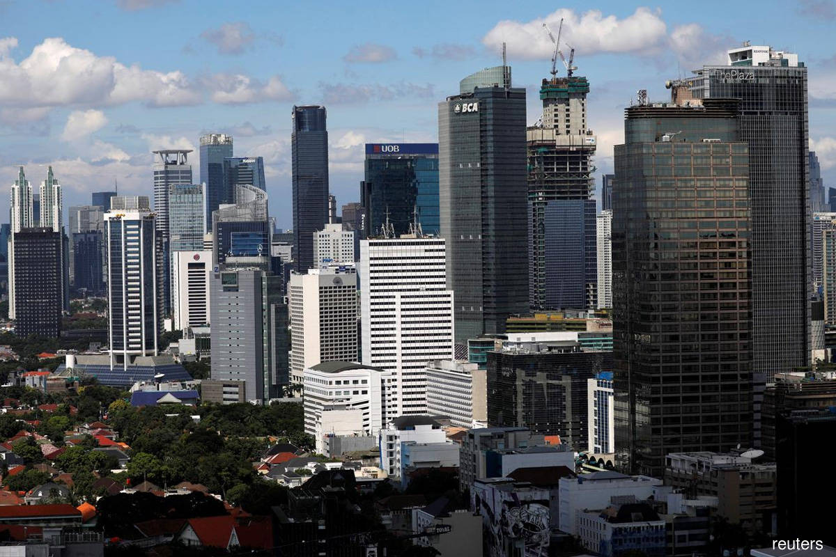 Indonesian 2020 GDP seen flat or contracting slightly below 0% - govt
