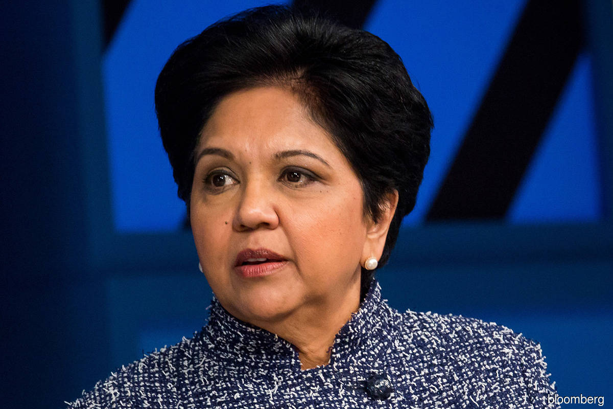 Former Pepsi CEO Indra Nooyi says she's never asked for a raise