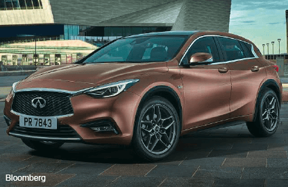Infiniti breaks new global sales record in 2015