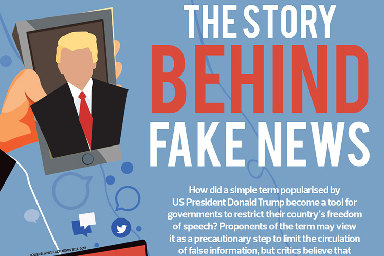 The Story Behind Fake News