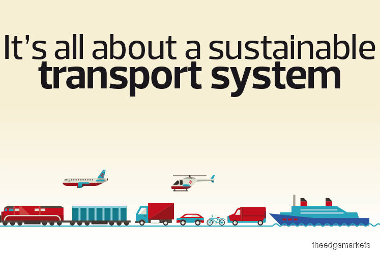 It's all about a sustainable transport system