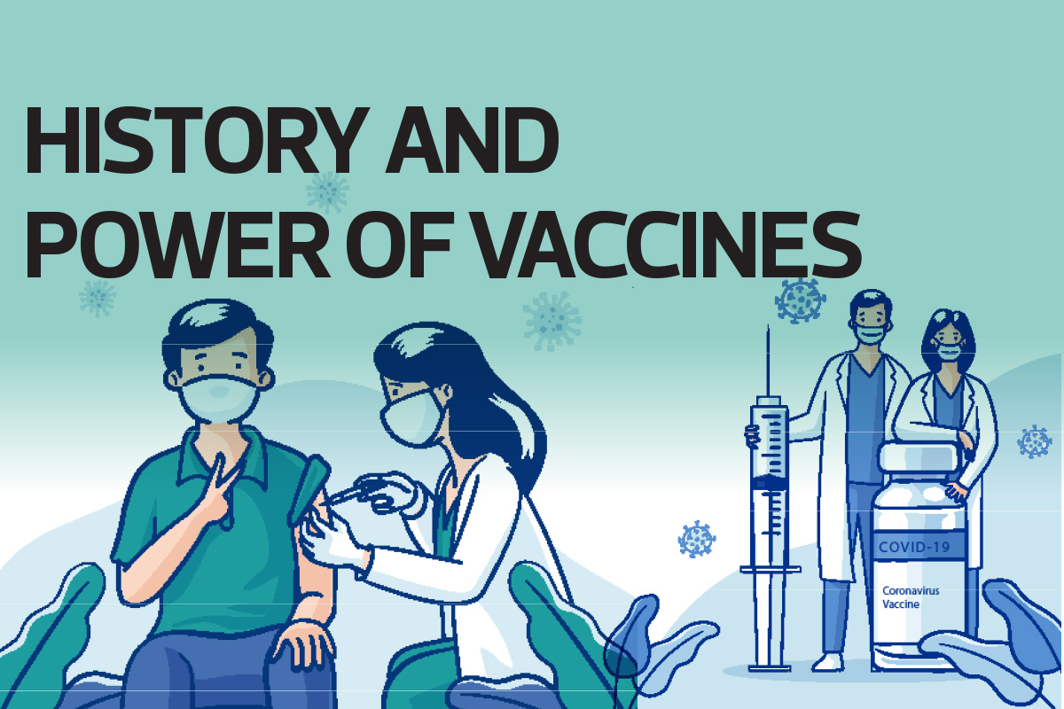 History and power of vaccines