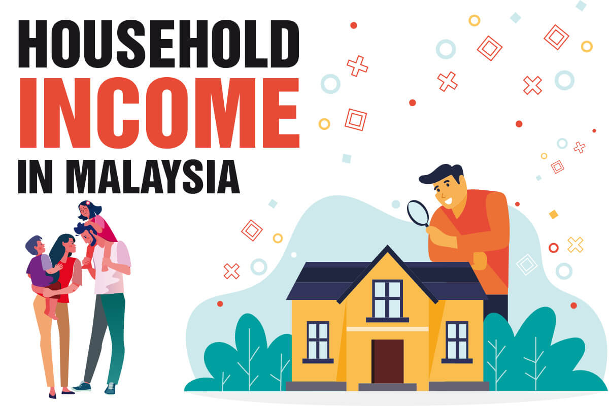 Household income in Malaysia