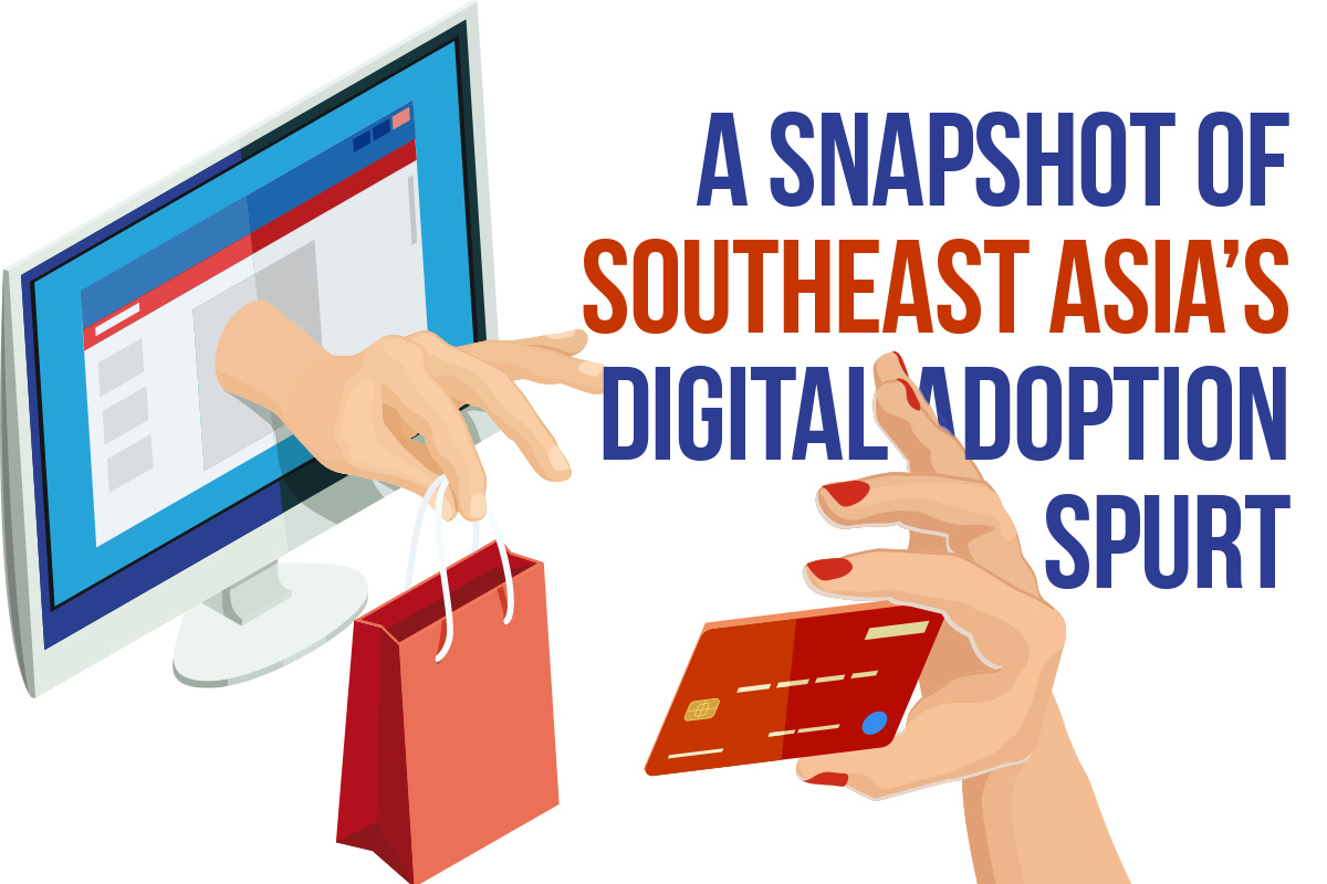 A snapshot of Southeast Asia's digital adoption spurt