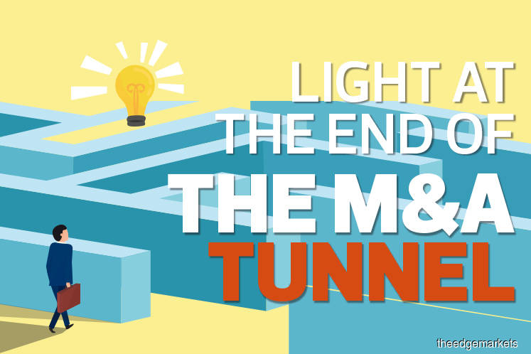Light at the end of the M&A Tunnel