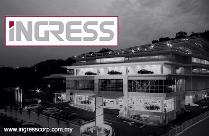 Ingress IPO could be valued at RM400 mil