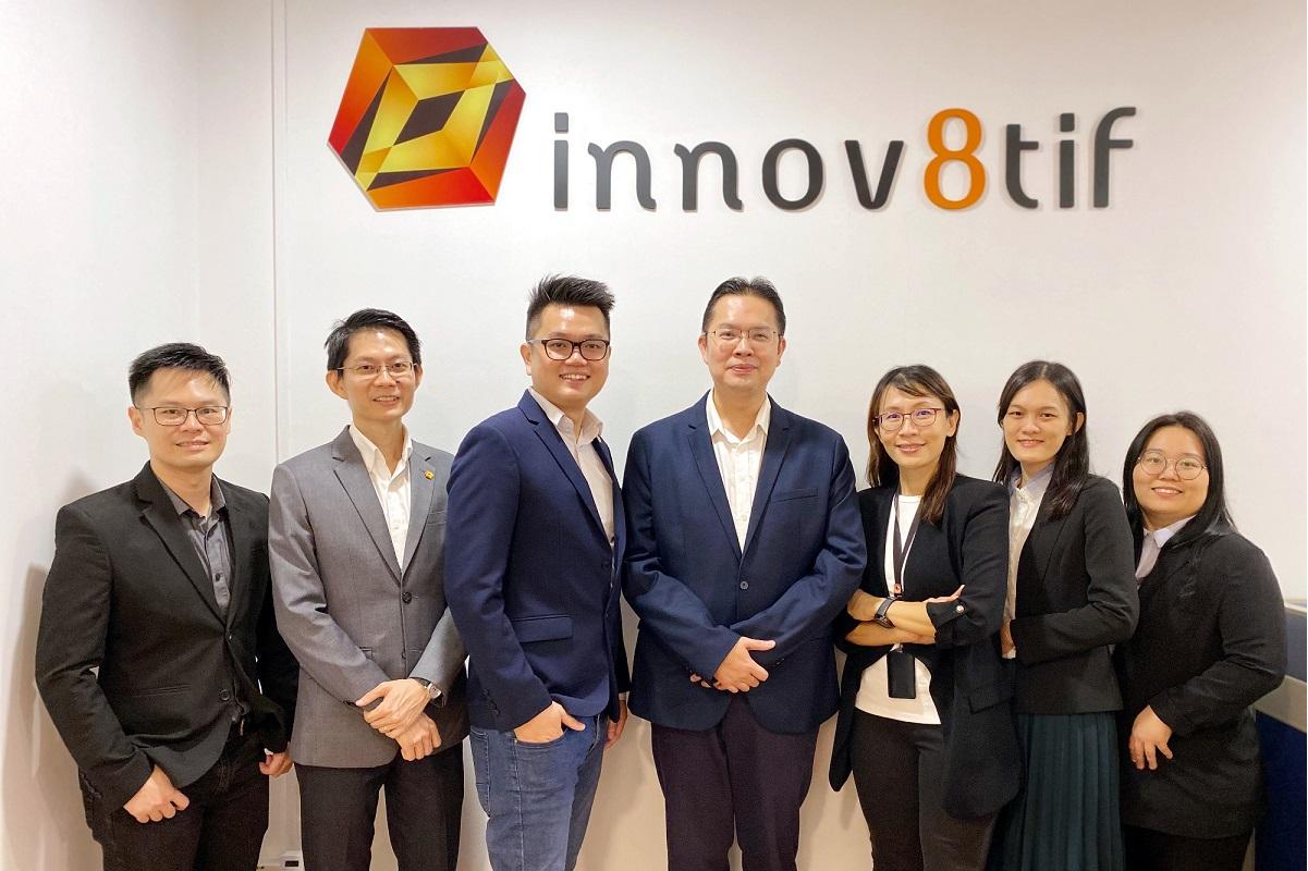 Innov8tif's management team
