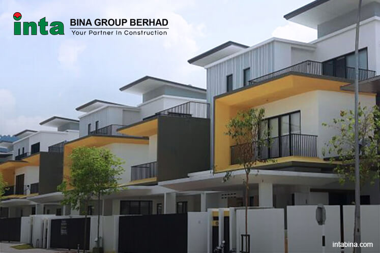 Inta Bina rises 5.17% on bagging contract worth RM178.2m