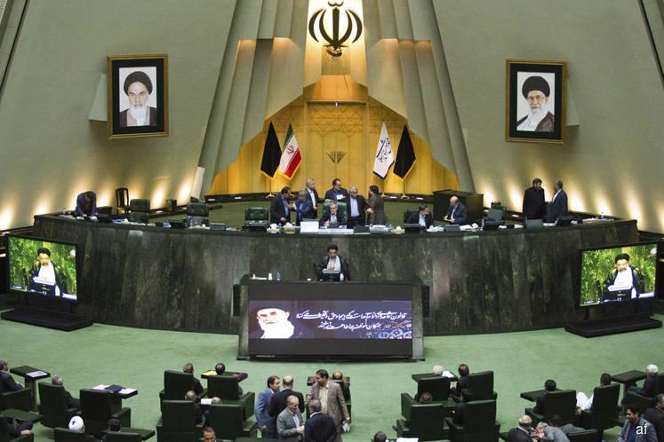 As US sanctions loom, Iran passes anti-terror financing rules
