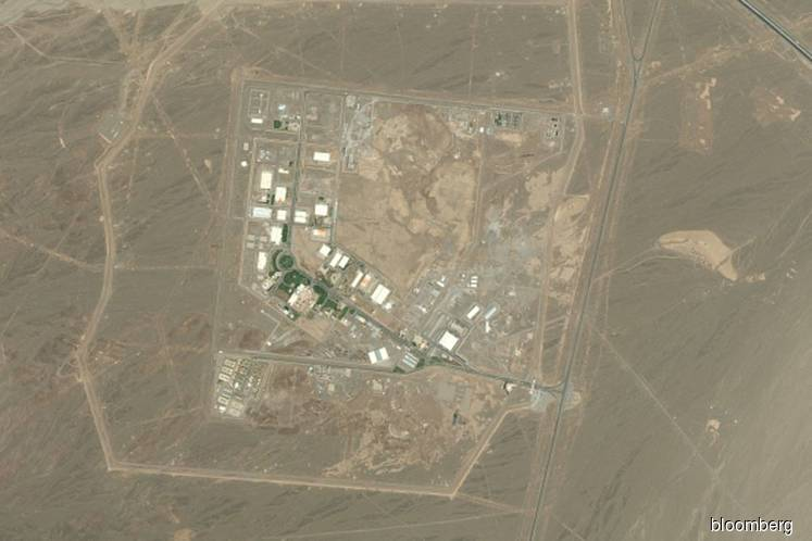 Iran threatens to enrich uranium to 20% purity as tensions rise