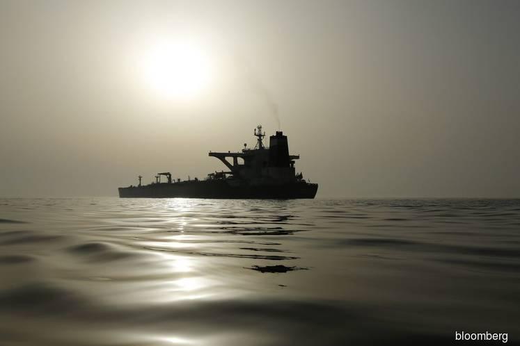 U.S. seeks to seize Iran oil cargoes bound for Venezuela