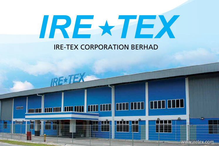 Ire-Tex Corp now a PN17 firm