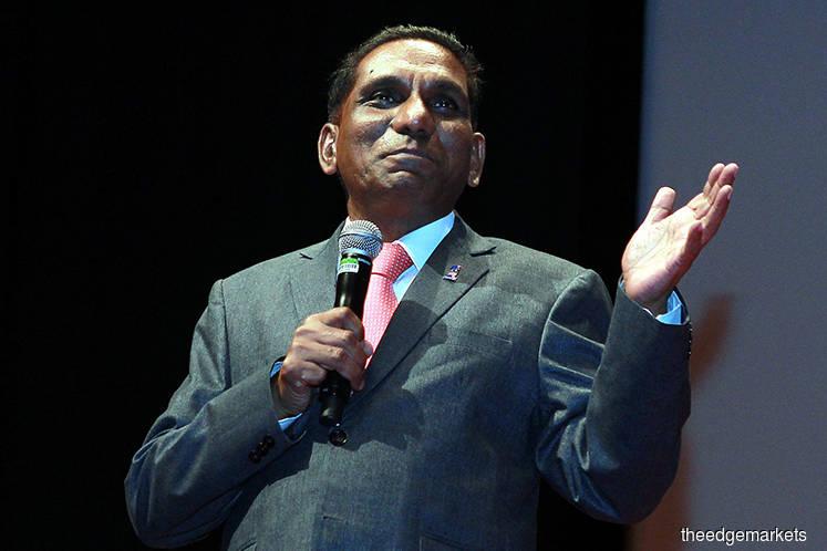 BNM: Mohd Irwan Serigar no longer board member