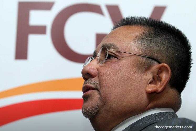 纳吉:Mohd Isa自愿辞去FGV职位