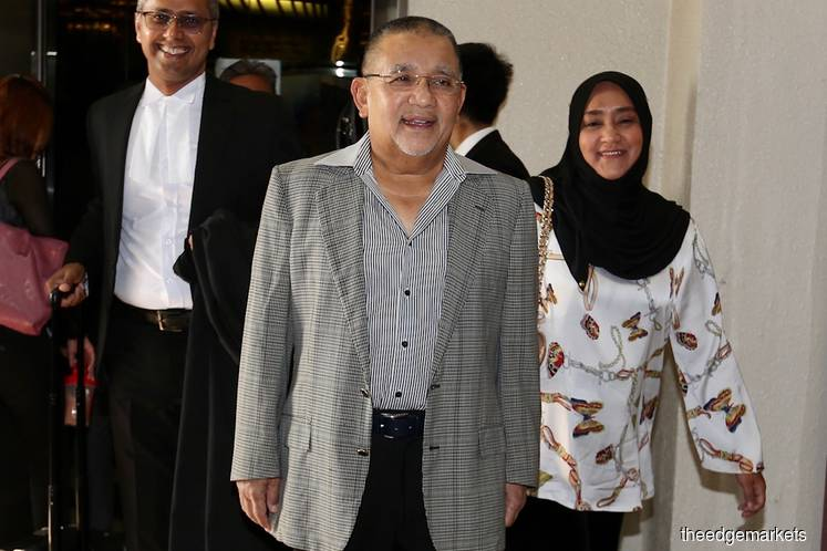 Isa Samad court case: Finance dept unaware hotel purchase not approved by Felda — witness