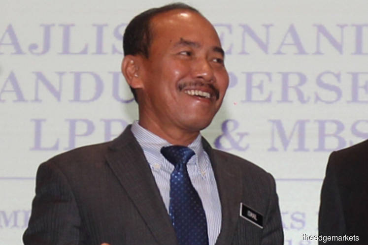 Ismail Bakar named as new Chief Secretary to govt