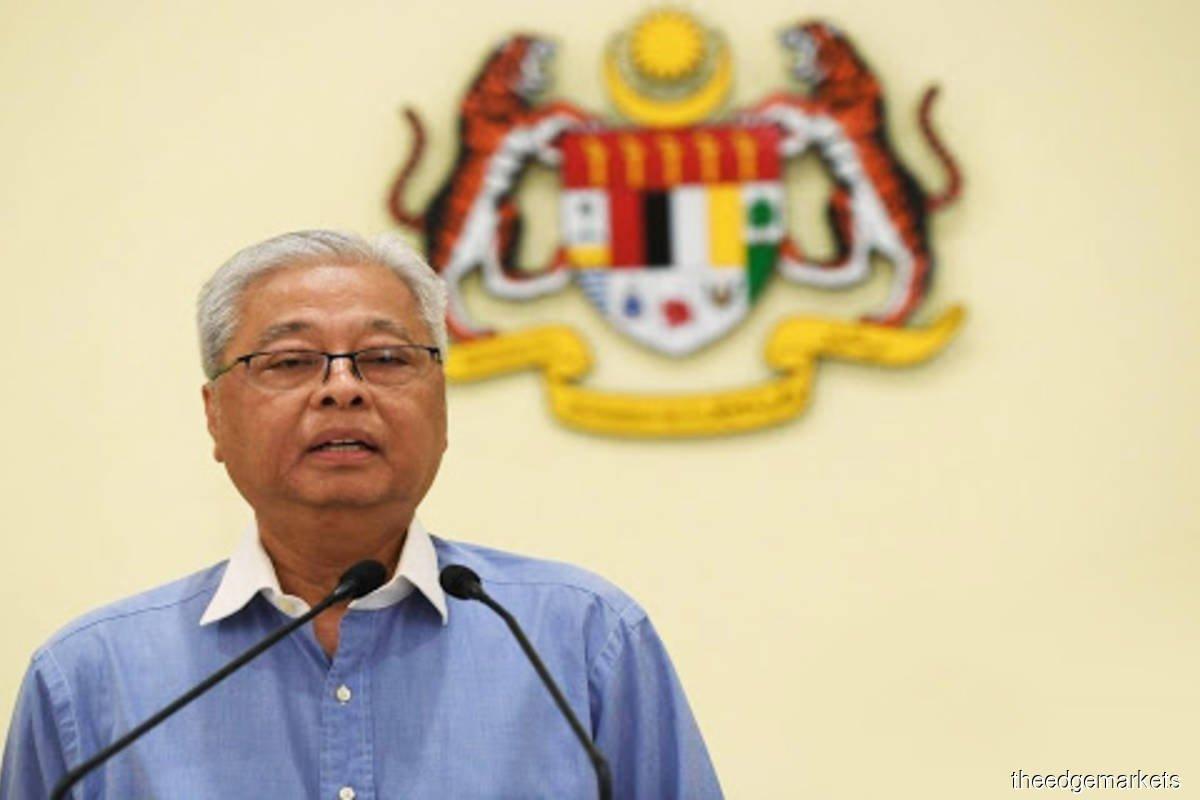 CMCO inTongkang Pecah, Batu Pahat, Johor from Nov 29 to Dec 13, says Ismail Sabri