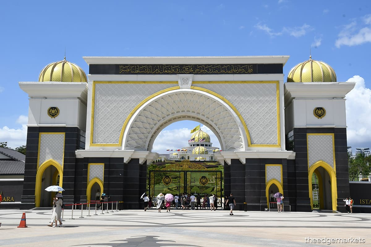 Istana Negara postpones meetings due to coronavirus curbs