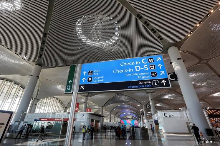 Turkey halts flights to 9 European nations over coronavirus