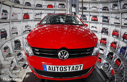 Climate politics and the Volkswagen scandal