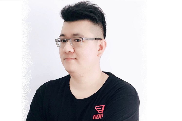 Ivan Chin, the founder and CEO of GoLog Malaysia