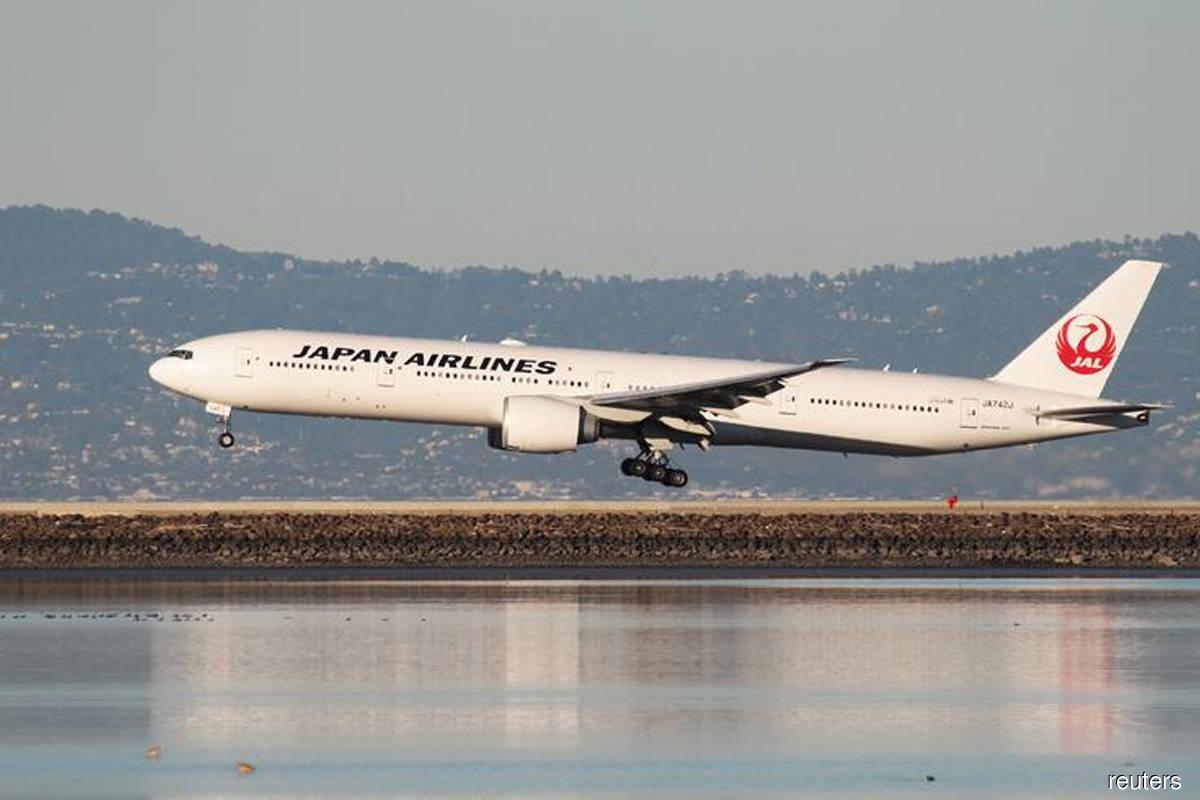Japan Airlines looking to raise US$2.7 billion — Nikkei
