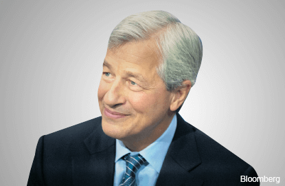 Jamie Dimon, 10 years on, is hard bank CEO to beat