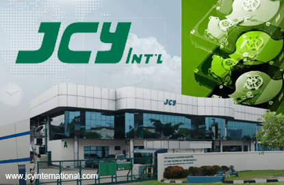JCY International surges by 4.17% in morning trade