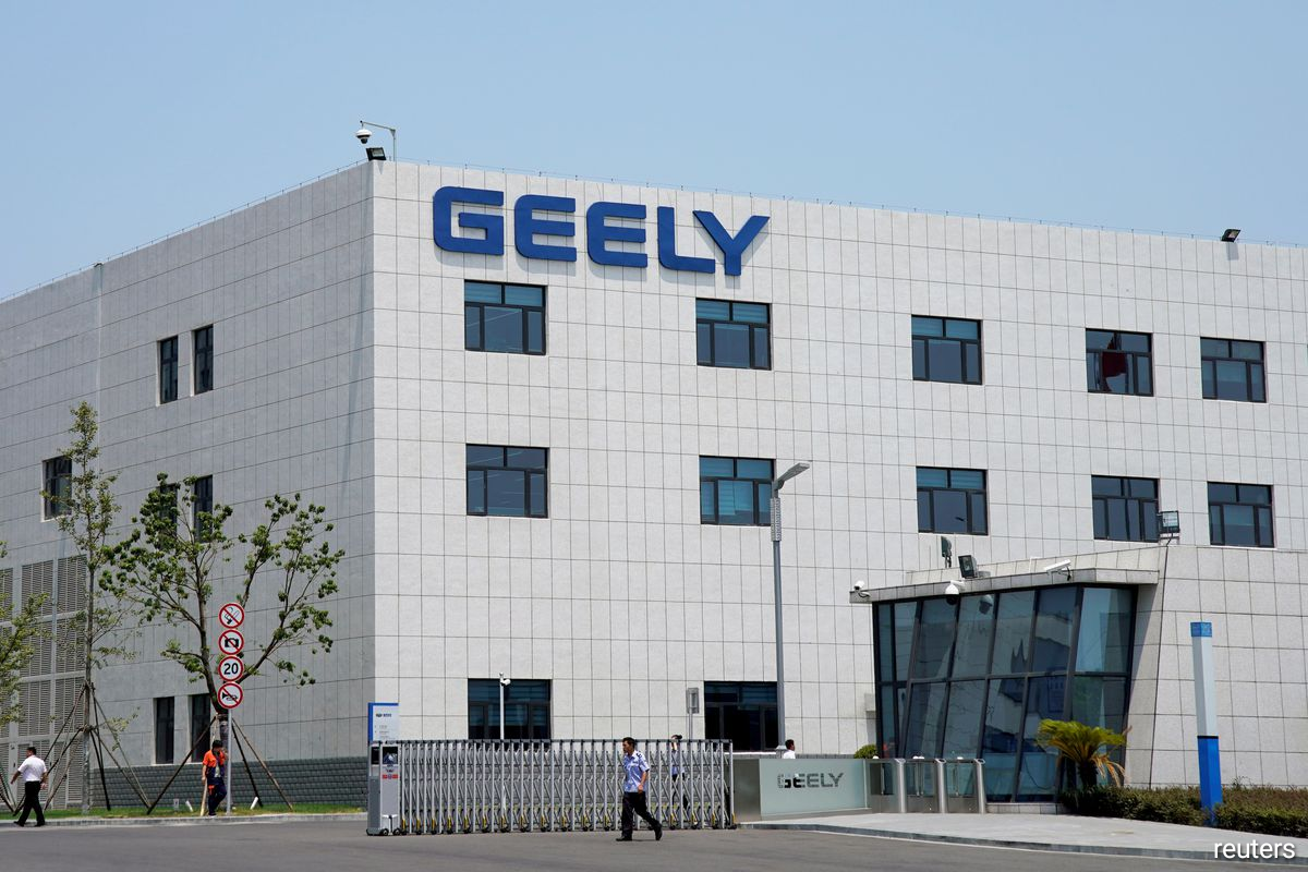 Hangzhou-based Geely, which owns Volvo Cars and a 9.7% stake in Daimler, has turned to more sporty designs to boost car prices.