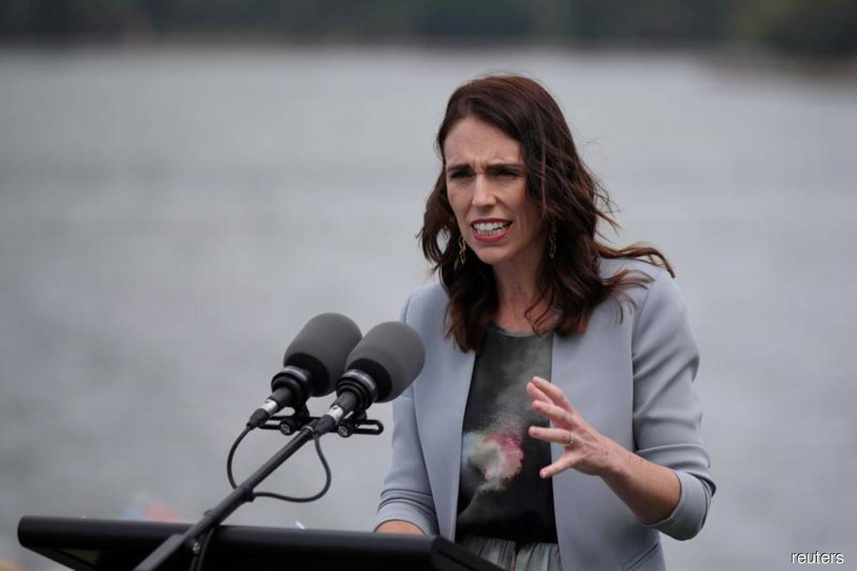 New Zealand PM Ardern plays down Bledisloe biosecurity concerns