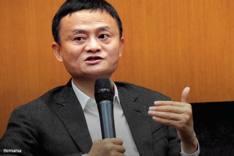 Highlights from Jack Ma's speech